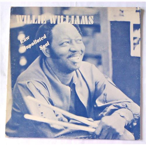 Виниловые пластинки  Willie Williams – Raw Unpolluted Soul Black Diamond Rattler / SR-1001 в Vinyl Play магазин LP и CD  05674