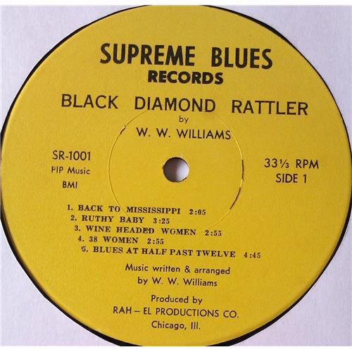 Картинка  Виниловые пластинки  Willie Williams – Raw Unpolluted Soul Black Diamond Rattler / SR-1001 в  Vinyl Play магазин LP и CD   05674 2