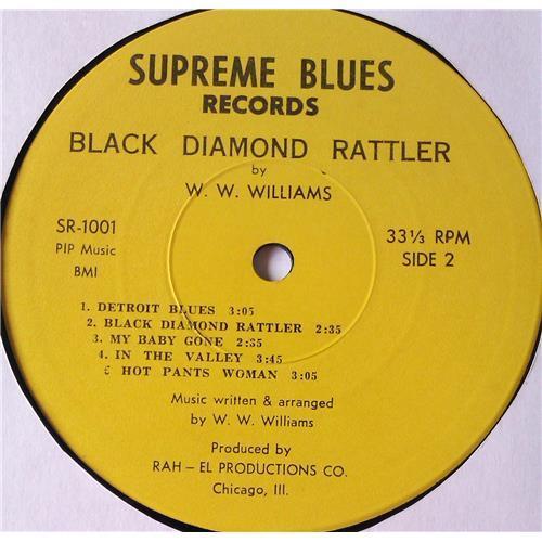 Картинка  Виниловые пластинки  Willie Williams – Raw Unpolluted Soul Black Diamond Rattler / SR-1001 в  Vinyl Play магазин LP и CD   05674 3