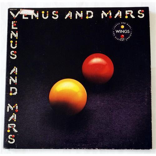 Виниловые пластинки  Wings – Venus And Mars / SMAS-11419 в Vinyl Play магазин LP и CD  07685