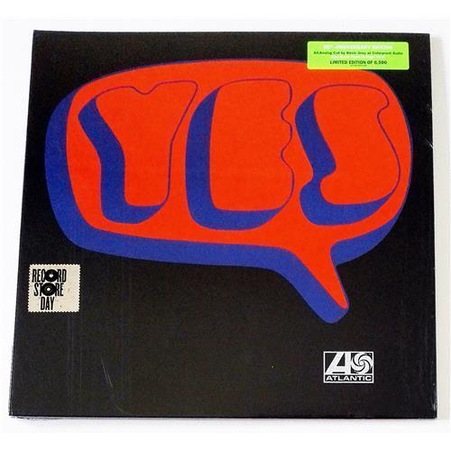 Виниловые пластинки  Yes – Yes / LTD / RCV1 8243 / Sealed в Vinyl Play магазин LP и CD  09320