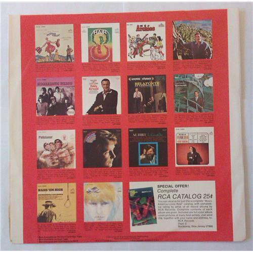 Картинка  Виниловые пластинки  Zager & Evans – 2525 (Exordium & Terminus) / LSP-4214 в  Vinyl Play магазин LP и CD   04719 3