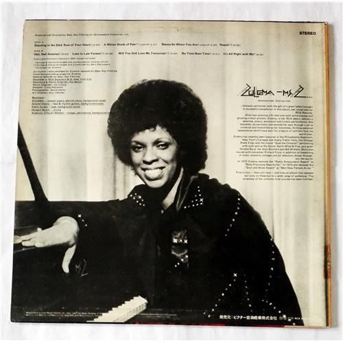Картинка  Виниловые пластинки  Zulema – Zulema / RCA-6278 в  Vinyl Play магазин LP и CD   07462 1