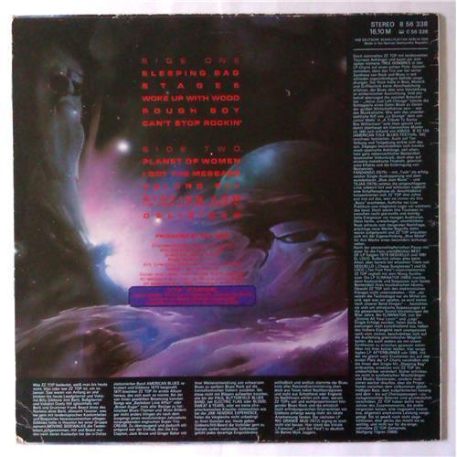 Картинка  Виниловые пластинки  ZZ Top – Afterburner / 8 56 338 в  Vinyl Play магазин LP и CD   04323 1