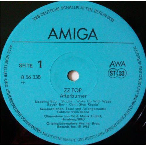 Картинка  Виниловые пластинки  ZZ Top – Afterburner / 8 56 338 в  Vinyl Play магазин LP и CD   04323 2