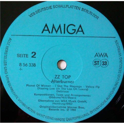 Картинка  Виниловые пластинки  ZZ Top – Afterburner / 8 56 338 в  Vinyl Play магазин LP и CD   04323 3