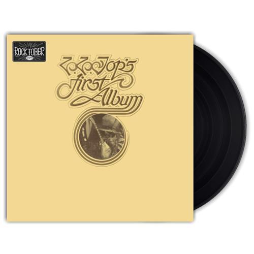 Виниловые пластинки  ZZ Top – ZZ Top's First Album / 081227946531 / Sealed в Vinyl Play магазин LP и CD  06676