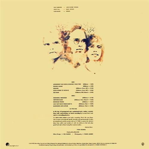 Картинка  Виниловые пластинки  ZZ Top – ZZ Top's First Album / 081227946531 / Sealed в  Vinyl Play магазин LP и CD   06676 1