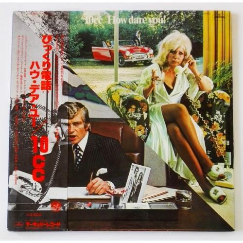 Виниловые пластинки  10cc – How Dare You! / RJ-7070 в Vinyl Play магазин LP и CD  09867