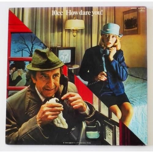 Картинка  Виниловые пластинки  10cc – How Dare You! / RJ-7070 в  Vinyl Play магазин LP и CD   09867 7