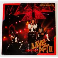 44Magnum – Live Act II / MOON-38001~2