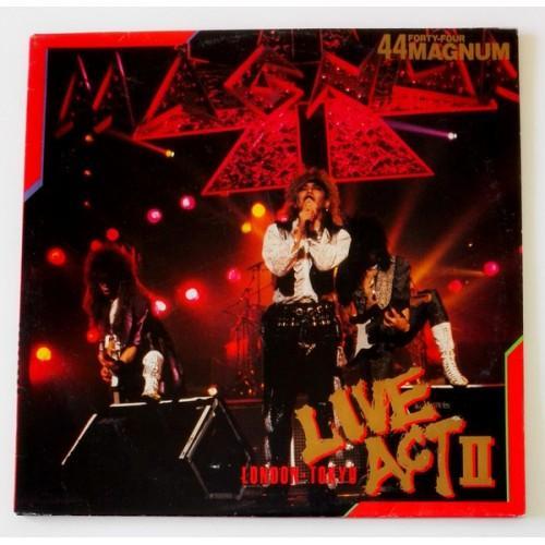 Виниловые пластинки  44Magnum – Live Act II / MOON-38001~2 в Vinyl Play магазин LP и CD  09855