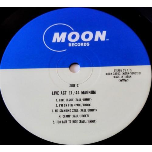 Картинка  Виниловые пластинки  44Magnum – Live Act II / MOON-38001~2 в  Vinyl Play магазин LP и CD   09855 10