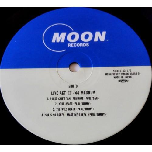 Картинка  Виниловые пластинки  44Magnum – Live Act II / MOON-38001~2 в  Vinyl Play магазин LP и CD   09855 9