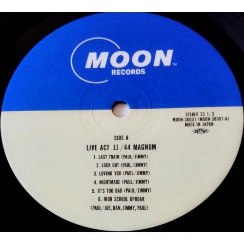 Картинка  Виниловые пластинки  44Magnum – Live Act II / MOON-38001~2 в  Vinyl Play магазин LP и CD   09855 8