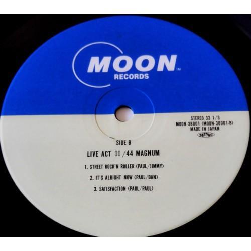 Картинка  Виниловые пластинки  44Magnum – Live Act II / MOON-38001~2 в  Vinyl Play магазин LP и CD   09855 3