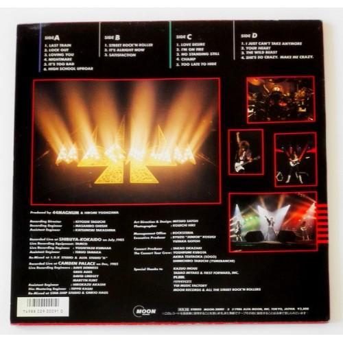 Картинка  Виниловые пластинки  44Magnum – Live Act II / MOON-38001~2 в  Vinyl Play магазин LP и CD   09855 1