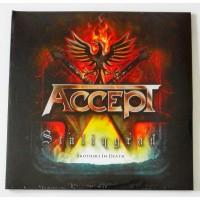 Accept – Stalingrad - Brothers in Death / BOBV662LP / Sealed