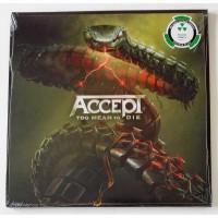 Accept – Too Mean To Die / LTD / NB 5541-1 / Sealed