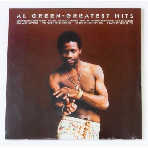 Виниловые пластинки  Al Green – Greatest Hits / FPH1135-1 / Sealed в Vinyl Play магазин LP и CD  10009