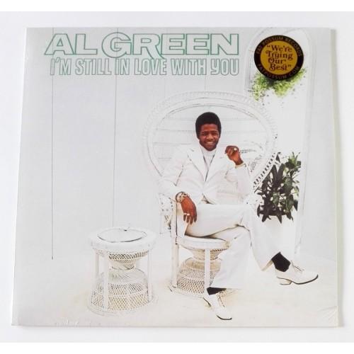 Виниловые пластинки  Al Green – I'm Still In Love With You / FPH1136-1 / Sealed в Vinyl Play магазин LP и CD  10010