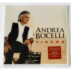 Andrea Bocelli – Cinema / B0023945-01 / Sealed