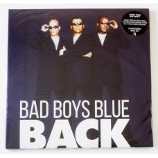 Bad Boys Blue ‎– Back / LTD / MASHLP-032 / Sealed