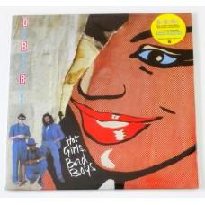 Bad Boys Blue ‎– Hot Girls, Bad Boys / LTD / MASHLP-054 / Sealed