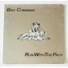 Bad Company – Run With The Pack / ILPSP 9346
