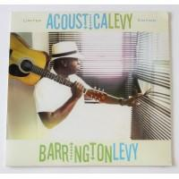 Barrington Levy – Acousticalevy / LTD / DDP-LP1001 / Sealed