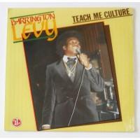 Barrington Levy – Teach Me Culture / LL LP 010-1 / Sealed