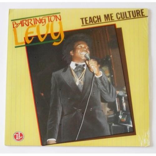 Виниловые пластинки  Barrington Levy – Teach Me Culture / LL LP 010-1 / Sealed в Vinyl Play магазин LP и CD  09749