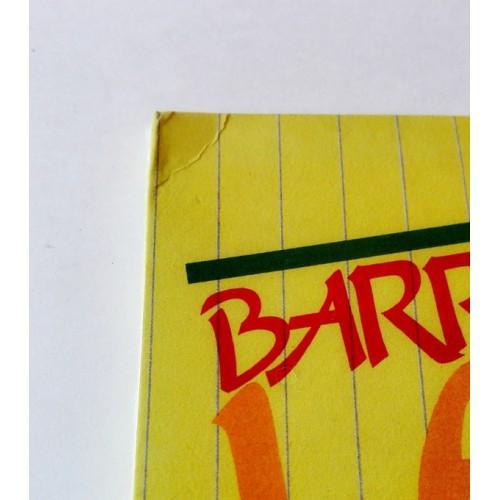 Картинка  Виниловые пластинки  Barrington Levy – Teach Me Culture / LL LP 010-1 / Sealed в  Vinyl Play магазин LP и CD   09749 1