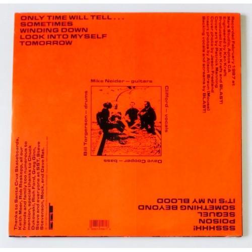 Картинка  Виниловые пластинки  Bl'ast! – It's In My Blood! / SST 106 / Sealed в  Vinyl Play магазин LP и CD   10004 1