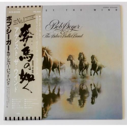Виниловые пластинки  Bob Seger & The Silver Bullet Band – Against The Wind / ECS-81309 в Vinyl Play магазин LP и CD  09849