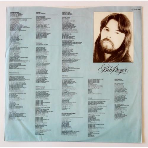 Картинка  Виниловые пластинки  Bob Seger & The Silver Bullet Band – Against The Wind / ECS-81309 в  Vinyl Play магазин LP и CD   09849 4