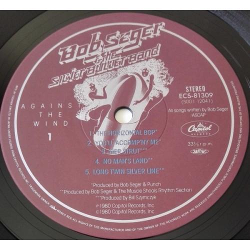 Картинка  Виниловые пластинки  Bob Seger & The Silver Bullet Band – Against The Wind / ECS-81309 в  Vinyl Play магазин LP и CD   09849 6