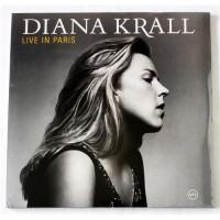 Diana Krall – Live In Paris / 602547376954 / Sealed