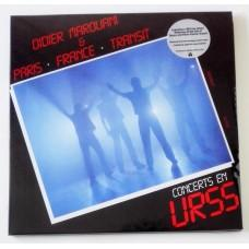 Didier Marouani & Paris • France • Transit ‎– Concerts En URSS / LTD / MASHLP-053 / Sealed