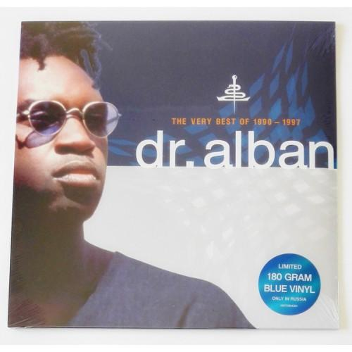 Виниловые пластинки  Dr. Alban – The Very Best Of 1990 - 1997 / LTD / 19075964301 / Sealed в Vinyl Play магазин LP и CD  09843