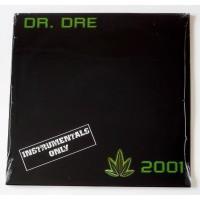Dr. Dre – 2001 (Instrumentals Only) / B0030331-01 / Sealed