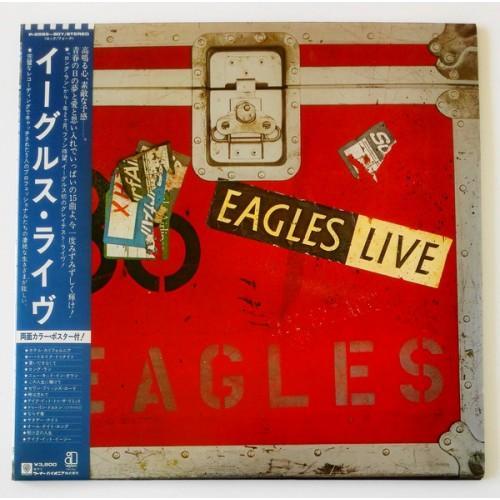 Виниловые пластинки  Eagles – Eagles Live / P-5589/90Y в Vinyl Play магазин LP и CD  09853