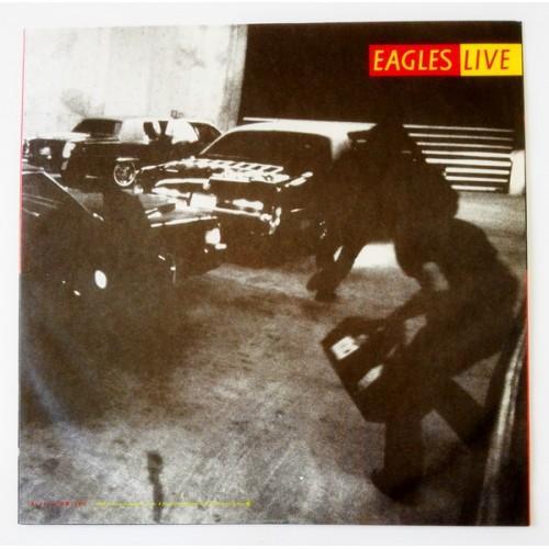 Картинка  Виниловые пластинки  Eagles – Eagles Live / P-5589/90Y в  Vinyl Play магазин LP и CD   09853 11