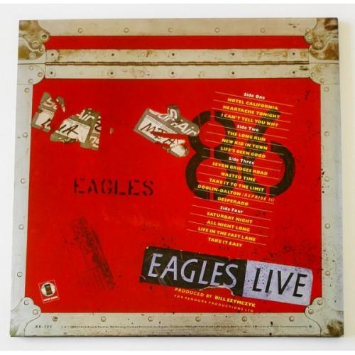 Картинка  Виниловые пластинки  Eagles – Eagles Live / P-5589/90Y в  Vinyl Play магазин LP и CD   09853 9