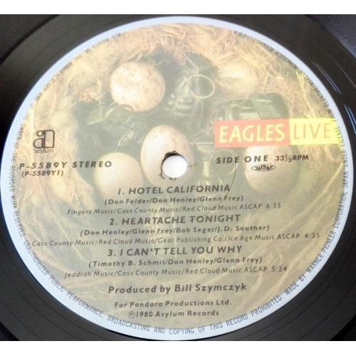 Картинка  Виниловые пластинки  Eagles – Eagles Live / P-5589/90Y в  Vinyl Play магазин LP и CD   09853 5