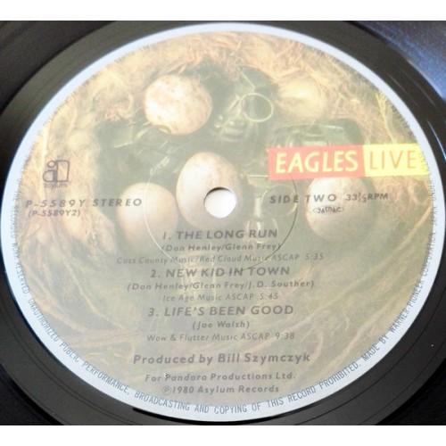 Картинка  Виниловые пластинки  Eagles – Eagles Live / P-5589/90Y в  Vinyl Play магазин LP и CD   09853 8