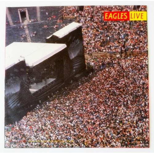 Картинка  Виниловые пластинки  Eagles – Eagles Live / P-5589/90Y в  Vinyl Play магазин LP и CD   09853 4