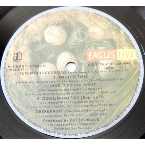 Картинка  Виниловые пластинки  Eagles – Eagles Live / P-5589/90Y в  Vinyl Play магазин LP и CD   09853 2