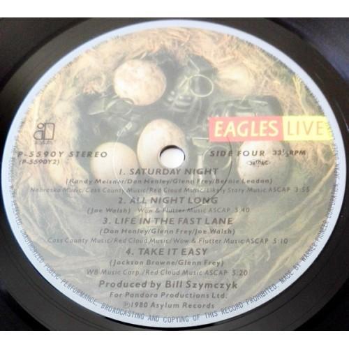 Картинка  Виниловые пластинки  Eagles – Eagles Live / P-5589/90Y в  Vinyl Play магазин LP и CD   09853 1