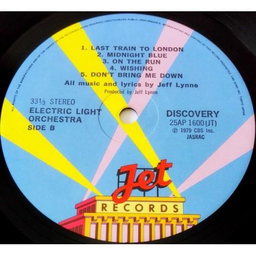 Картинка  Виниловые пластинки  Electric Light Orchestra – Discovery / 25AP 1600 в  Vinyl Play магазин LP и CD   09856 9